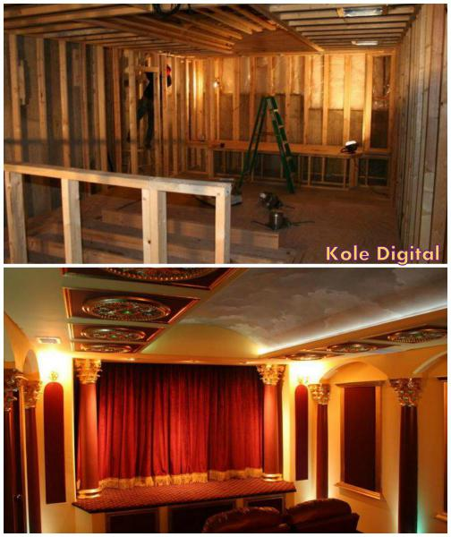 Home Theater Installation In Chicago, Frankfort