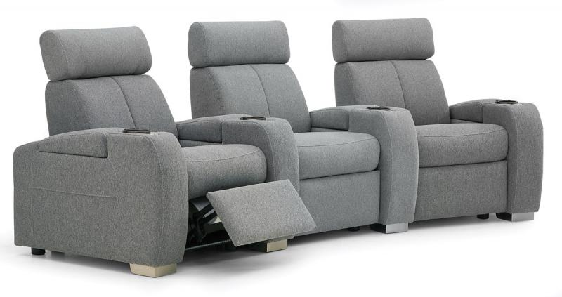 Home Theater Seating & Sectionals in Frankfort ...