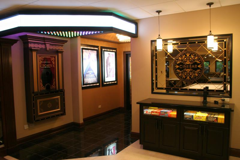 Gallery Of Theater Entrances Cinebars Ticket Booths Kole Digital