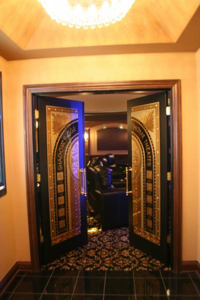 home theater entrance & Theater Entrances Cinebars u0026 Ticket Booths | Kole Digital