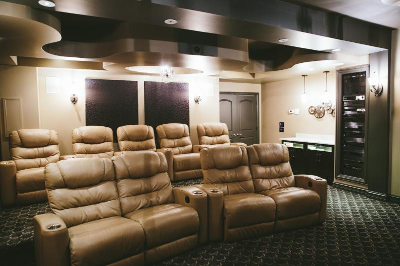 Custom Home Theater Design