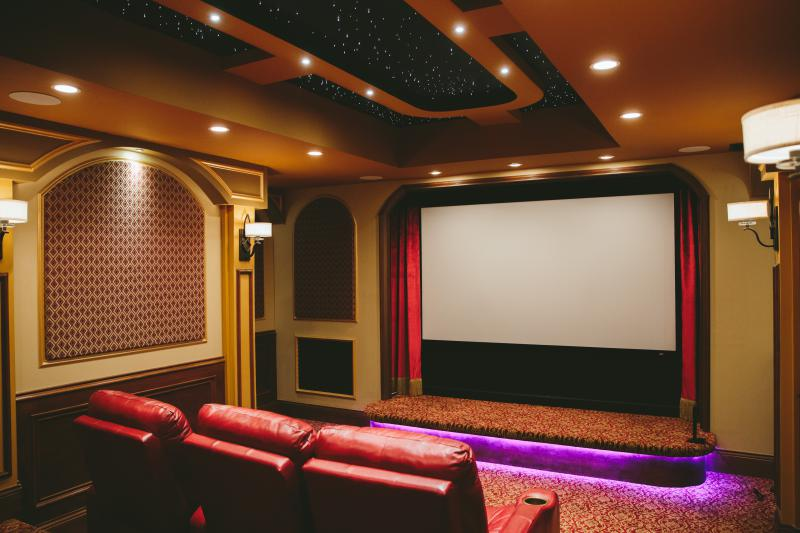 Home Theater in Chicago, Frankfort & Orland Park   Kole Digital
