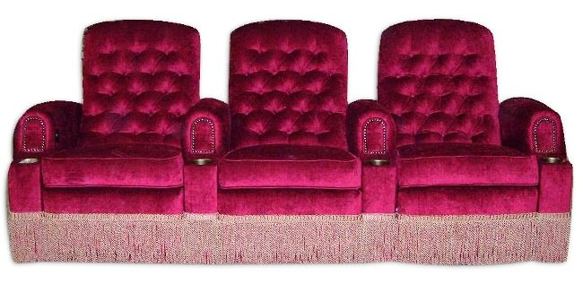 Home Theater Seating And Sectionals Kole Digital