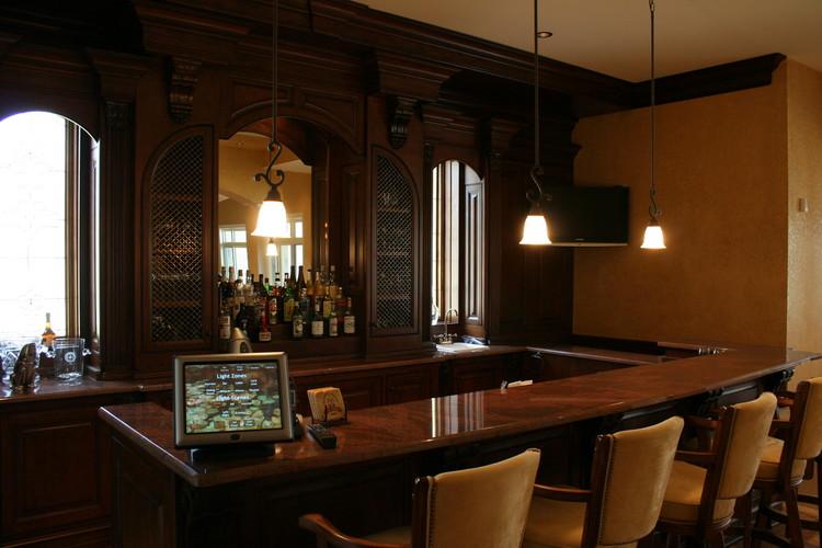 Basement Bar In Chicago