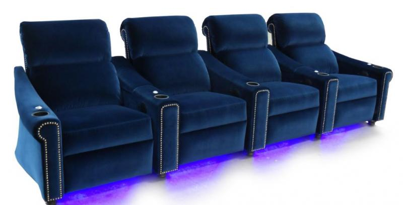 Home Theater Seating & Sectionals in Frankfort & Chicagoland | Kole