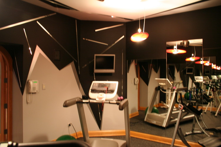 Home bars fitness rooms gallery kole digital