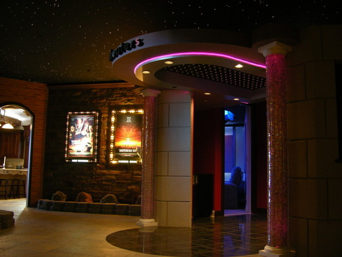 home theater design display - Home Design Showroom